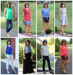 Fashion For Women Over 40-2014 - Grace & Beauty