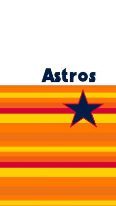 Houston Astros 1975 Baseball Wallpaper, Mlb Wallpaper, Mlb Teams, Baseball Teams, Sports Team Logos, Science Videos, Sports Figures, Earth Science, Houston Astros