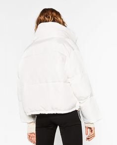 ZARA - WOMAN - SHORT ANORAK