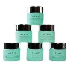 Línea Facial SOS Fruto de las investigaciones y ensayos en el laboratorio, Alain Cosmetics presenta su línea facial Silicio Orgánico Soluble (SOS), mediante seis agradables e innovadoras emulsiones pluriactivas y multitratantes.