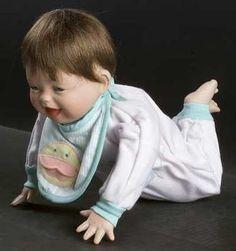 New ASHTON DRAKE Doll Patrick MY FIRST PLAYMATE Happiness Series
