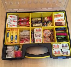 Condiment caddy for camping – Pat McReavy – bushcraft camping Caddy Camping, Camping Diy, Travel Trailer Camping, Camping Lights, Camping Glamping, Camping And Hiking, Camping With Kids, Family Camping, Camping Hacks