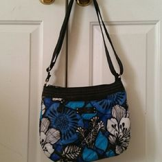 Very Bradley Crossbody Cute, unique Vera Bradley floral crossbody! More info and pictures coming soon... Vera Bradley Bags Crossbody Bags