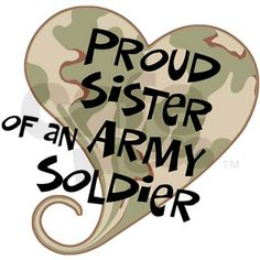 Proud Army Sister | proud_sister_army_soldier_greeting_cards_pk_of_10.jpg?height=460&width ...