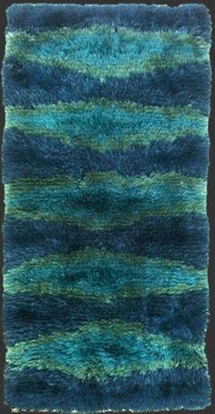 Image result for striped rya rug