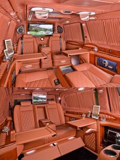 When Style Meets Performance: Exotic Cars 101 Custom Car Interior, Van Interior, Truck Interior, Custom Car Audio, Custom Cars, Car Interior Upholstery, Limousine Car, Luxury Van, Inside Car