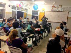 Blog do Inayá: Direção do Inayá se reúne com responsáveis de alunos