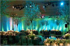 modern wedding venue
