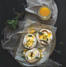 Το πιο ανάλαφρο και ταυτόχρονα αριστοκρατικό και ντελικάτο γλυκό που μπορείτε να σερβίρετε μετά από ένα τραπέζι με πλούσια και λιπαρά εδέσματα