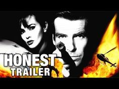 Goldeneye Gets The Honest Trailer Treatment - It's All The Rage
