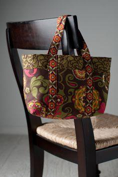 The Isabelle Bag pocket bag by Rugrat Design by RugratDesign, $20.00