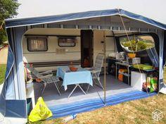 Caravane burstner a vendre 0680060409