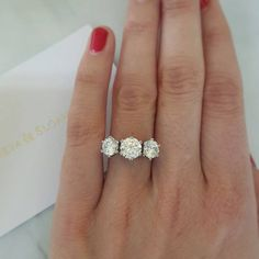 In love with this naveya&sloane jewellery ring!