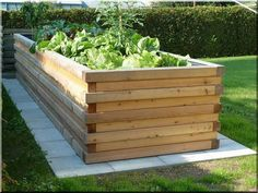 Hochbeet Foto Ortner Holz There are good reasons for creating a raised bed in your own garden: Garde