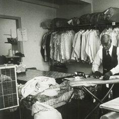 "2/9/81. Laundry. Marie and Al Morgan. ""Marie's Drop-off Laundry Service"". 927 E…"