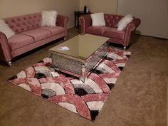 Cute Living Room, Living Room Decor Colors, Decor Home Living Room, Glam Living Room, Cute Room Decor, Living Room Designs, First Apartment Decorating, Dream House Interior, Room Ideas Bedroom