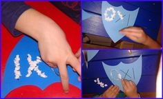 Νηπιαγωγός απο τα Πέντε: ΠΑΙΔΑΚΙΑ ΜΕ ΣΗΜΑΙΑ Homemade Christmas Gifts, Playing Cards, Education, Photos, School, Blog, Crafts, Activities, Winter Time
