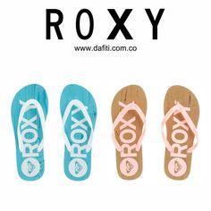 Encuentra en www.dafiti.com/roxy diferentes estilos de #SandaliasROXY, para que tus días sean inolvidables #ROXY #Chicas #Colombia #Sandalias #Dafiti