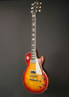 The Gibson Les Paul Deluxe was released as a replacement for the Les Paul Standard in late equipped with mini-humbuckers sourced from Gibson's Guitar Solo, Guitar Amp, Cool Guitar, Acoustic Guitar, Types Of Guitar, Guitar Tuners, Les Paul Standard, Gibson Guitars, Beautiful Guitars