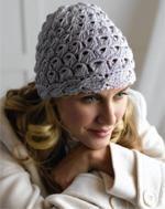 Uncinetto: 8 schemi gratuiti per cappelli [8 Free Crochet Hat Patterns]