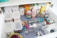 IHeart Organizing: IHeart Kitchen Reno: An Organized Pantry Ikea Pantry, Kitchen Drawer Organization, Kitchen Drawers, Craft Organization, Organized Pantry, Pantry Cupboard, Pantry Storage, Cupboards, Food Storage