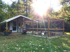 Virginia Coop and Run - BackYard Chickens Community