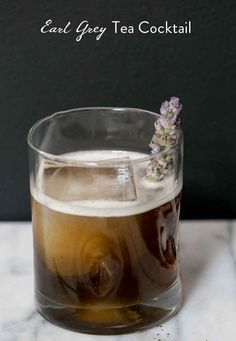 In honor of national afternoon tea day! 19 thirst-quenching tea cocktails!