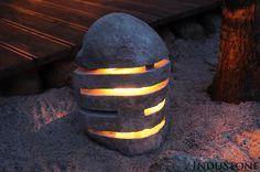 Kamienna lampa River Stone, Industone