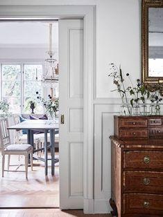 Scandi Home, Scandinavian Home, Industrial Scandinavian, Vintage Industrial, Interior Door, Home Interior Design, Dream Home Design, House Design, Cozy Living