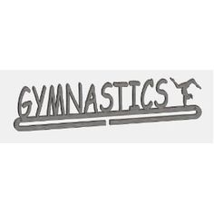 I am looking for a way to show off my daughters gymnastic medals