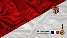 AS Monaco FC - Veja mais e baixe de graça em nosso Blog http://soccerflags.blogspot.com.br