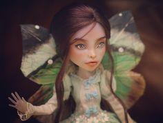OOAK Monster High doll Spectra  in Dolls & Bears, Dolls, Art Dolls-OOAK | eBay!