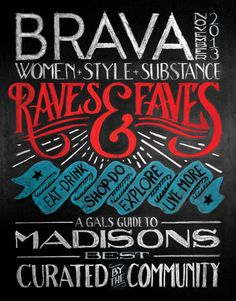 Brava Magazine Cover by Jason Carne