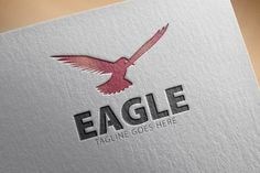 Check out Eagle Logo by samedia on Creative Market