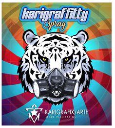 #KarigraffittySpray #kargrafix/arte