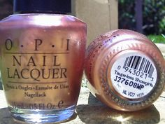 OPI Taupe-Less Showgirls