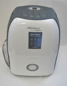 SOLEUS AIR 25 PINTS SG-DEH-25-4 DEHUMIDIFIER Dehumidifiers, Pints, Good Things, Future, Best Deals, Ebay, Pint Glass, Future Tense