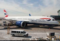 British Airways Boeing 787-8 Dreamliner