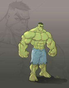 Hulk 1.0 by Chadwick-J-Coleman on DeviantArt