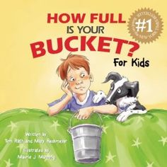 i need to remember this book - teaches compassion and caring for kids. i've seen several bucket walls on line :)