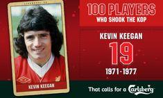 100PWSTK: 19. Kevin Keegan - Liverpool FC