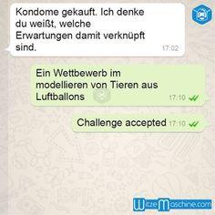 Lustige WhatsApp Bilder und Chat Fails 173 - Kondome gekauft