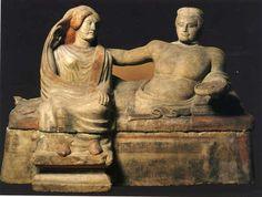 Ecco i tesori etruschi del Louvre che tornano in Toscana