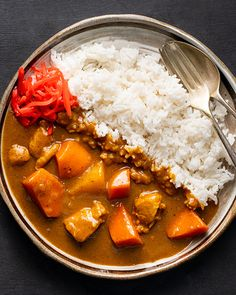 Marion's Kitchen is packed with simple and delicious A. Marion's Kitchen is packed with simple and delicious Asian recipes and f - # Curry Recipes, Asian Recipes, Home Recipes, Cooking Recipes, Healthy Recipes, Ethnic Recipes, Japanese Chicken Curry, Vegetarian Japanese Curry, Curry Rice