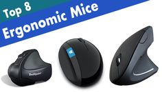 We have tested many ergonomic mice, and as final result, we present to you the best 8 Ergonomic Mice that's best for you and your pocket Best Ergonomic Mouse, Pocket Holster, Mice, Computer Mouse, Budget, Website, Business, Places, Projects