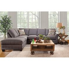 Found it at Wayfair - Serta Upholstery Galena Sectional