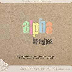 Stamped Alpha Vol.06