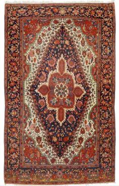 Lot 1519. FERAGHAN antique. Koller's next carpet auction 18 September 2014