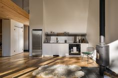 Photo 5 of 15 in Best Kitchen Metal White Photos from Let There Be Light: 4 Types of Kitchen Illumination - Dwell