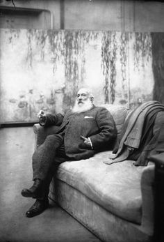 Claude Monet...this picture inspires me.